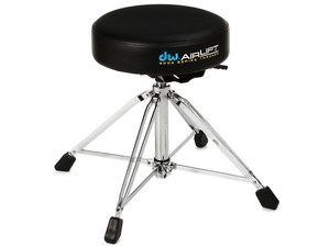 DW 9000 Series Air Lift Round Top Drum Throne