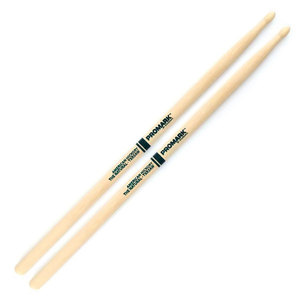 ProMark Hickory 5A Natural Wood Tip Drumsticks