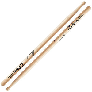 Zildjian Hickory Super 5B Wood Tip Drumsticks