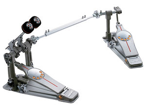 Pearl Demon Direct Drive Double Pedal - Left Footed